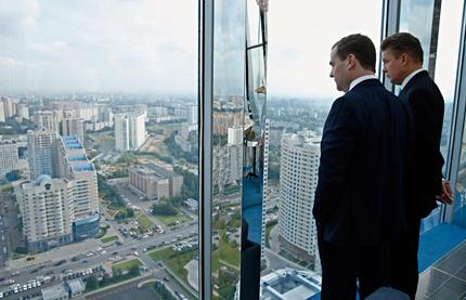 """""""Газпром"""" купи """"Киргизгаз"""" за 1 долар"""