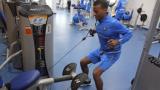 "Здрава тренировка за ""сините"", Топузаков без двама срещу унгарци"