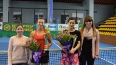 Петя Аршинкова стана шампионка на България в зала