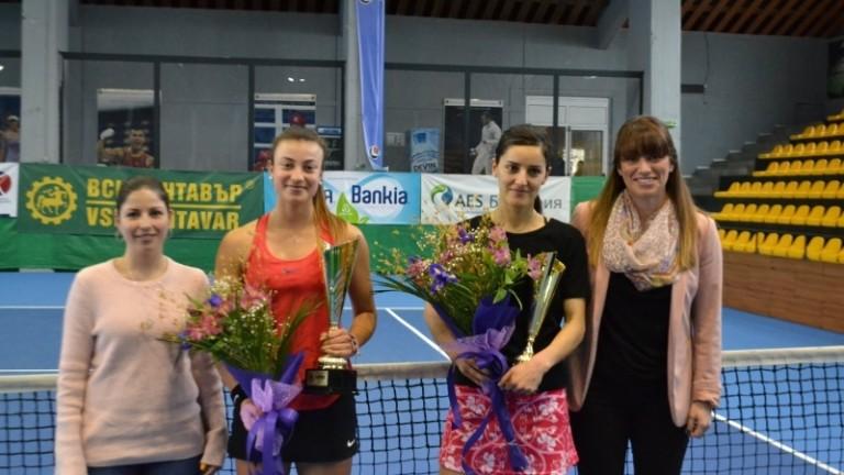 Петя Аршинкова спечели финала на Държавното първенство в зала и