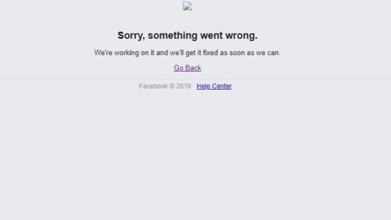 Фейсбук и Инстаграм временно са недостъпни