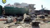 Варелни бомби удариха болница в Алепо