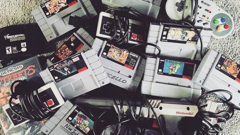 Интересът към видеоигрите се покачи през последната година и колекционерите