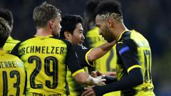 Борусия (Д) загуби капитана си за мача с Волфсбург