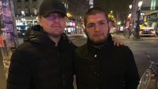 Нурмагомедов и приятелството му с Ди Каприо