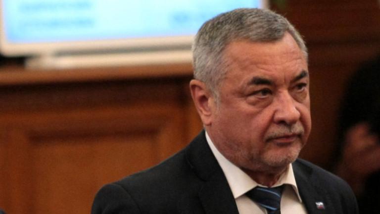Валери Симеонов: Не сме обсъдили как ще гласуваме при вот на недоверие