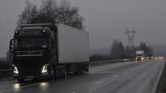Пътищата в страната са обработени и проходими при зимни условия