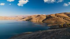 Резервоарът в пустинята, който може да напълни 10 000 олимпийски басейна
