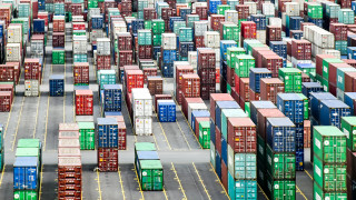 Най-голямата икономика в Европа отчете най-тежкия спад на вноса и износа от 2009 г. насам