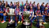 Барселона хвърля всичко най-добро в Шампионската лига