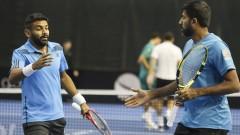 Два индийски дуета се класираха за четвъртфиналите на Sofia Open