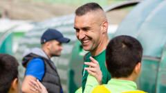 Камбуров: Берое трябва да бъде поне сред първите три отбора в крайното класиране