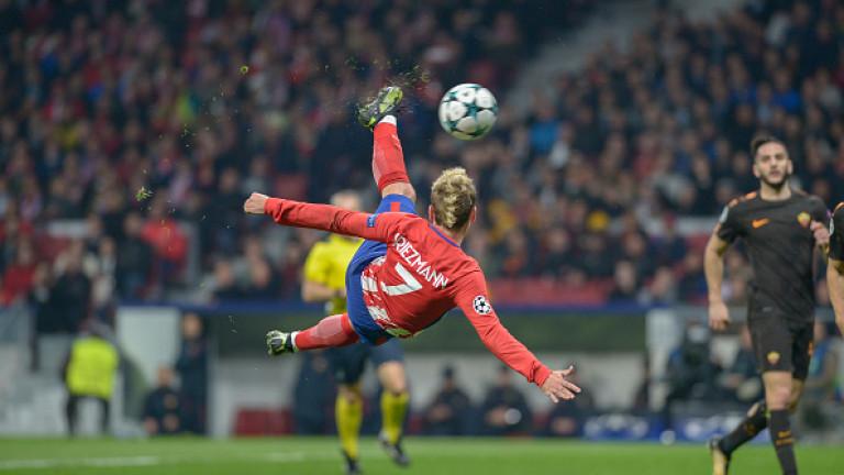 От Барселона обявиха за преговори с Антоан Гризман