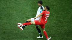 Швейцария - Коста Рика 2:2, Руис изравнява от дузпа!