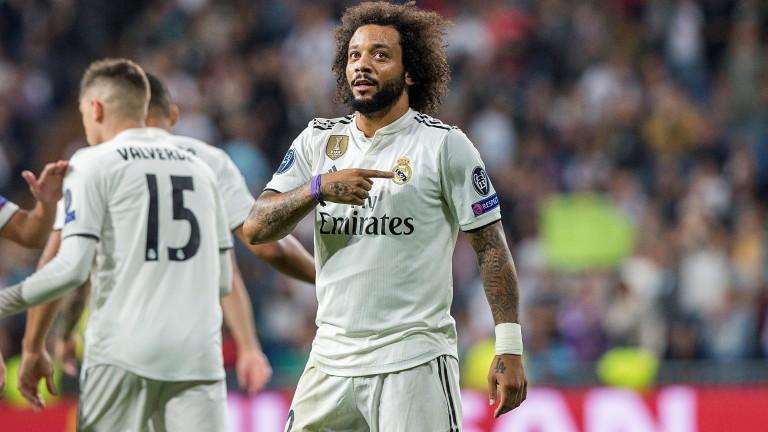 """Шегуват се с Марсело в Мадрид, бил господин """"Too much pasta"""""""