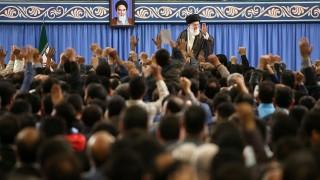 """Речта на Тръмп беше """"глупава и повърхностна"""", заклейми аятолах Али Хаменеи"""
