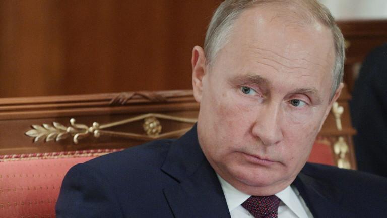 Путин заплаши Европа да не приема американски ракети