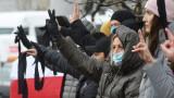 Протестиращи в Беларус разпръсвани със зашеметяващи гранати