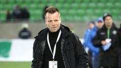 Топузаков след загубата в Разград: Напролет ще броим точките, искам по-добра игра от атакуващите футболисти! (ВИДЕО)