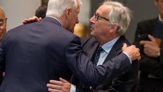 Евролидерите обезпокоени от липсата на напредък с Лондон по въпроса за Ирландия