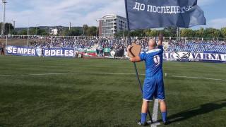 Людмил Горанов: Юнайтед похвали Спартак (Вн), имаше 35 000 души на мача ни с тях