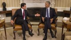 Обама и мексиканският президент обсъдиха двустранното сътрудничество