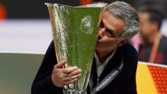 Ето какво направи Жозе Моуриньо в Манчестър Юнайтед