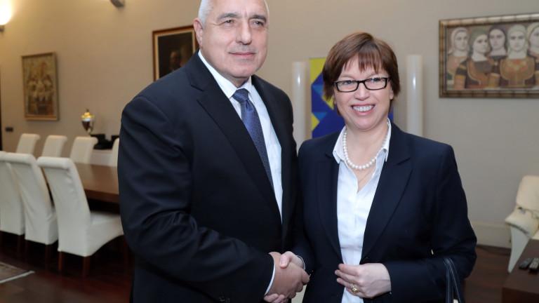 Министър-председателят Бойко Борисов се срещна с генералния комисар на Федералната