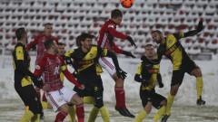 ЦСКА - Ботев (Пловдив) 2:1, Серкан Юсеин връща гостите в мача!