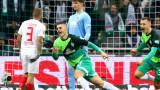 Вердер (Бремен) разби Аусбург с 4:0