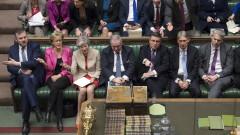 Британският парламент отново отхвърли всички предложения за Брекзит