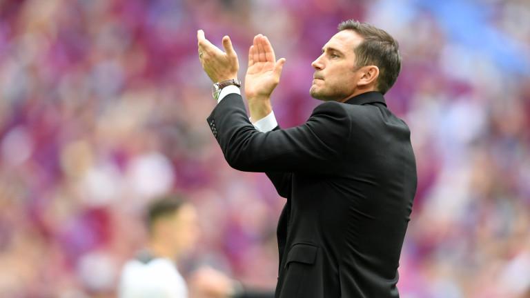 Назначават Франк Лампард до два дни за мениджър на Челси