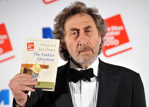 Британският автор Хауърд Джейкъбсън печели Booker