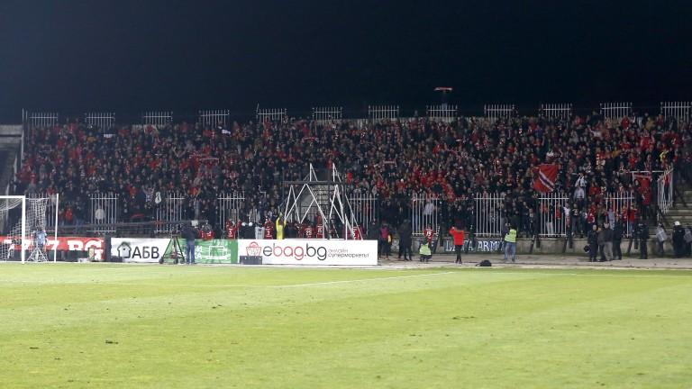 Верея с жест към феновете на ЦСКА, отпуска им 2000 билета