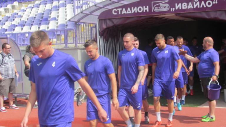 Етър срещу Витоша в ранния неделен двубой от Първа лига
