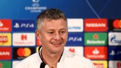 Оле Гунар Солскяер вярва в успеха на Манчестър Юнайтед срещу ПСЖ