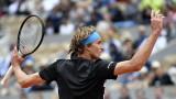 Александър Зверев елиминира Фабио Фонини от Откритото първенство на Франция по тенис