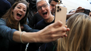 Как се промени Apple след 10 години управление на Тим Кук