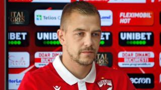 Динамо (Букурещ) представи официално Пламен Илиев