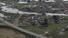 Руската гвардия евакуира пострадали от наводненията в Амурска област
