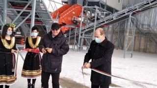 Събират битовите отпадъци на 7 общини от Средногорието в нови инсталации