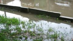 Незаконна канализация е причина за наводнени къщи в Средец
