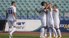 Етър без контрола по време на паузата в Първа лига