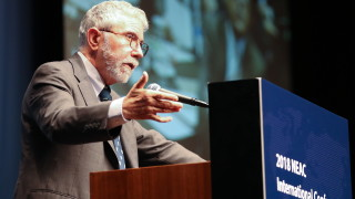 Нобелов лауреат вижда голям икономически срив за еврозоната