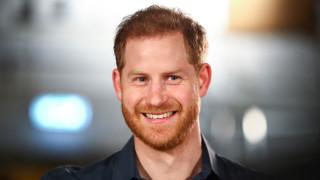 Принц Хари на 36