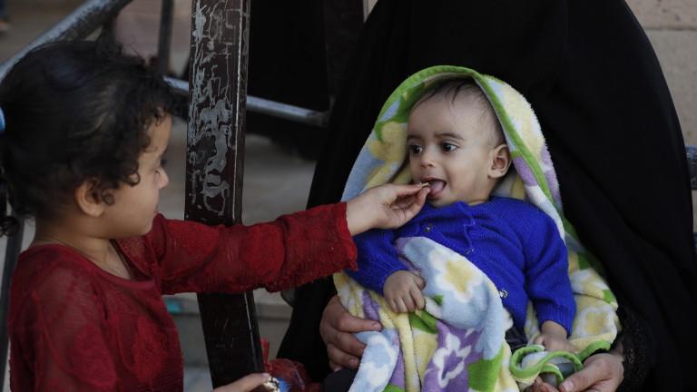 ООН: Стотици хиляди деца са застрашени от рецесията след пандемията на COVID-19