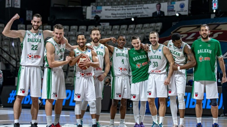 "Балкан ще е домакин на ""балон"" за Купата на ФИБА Европа"