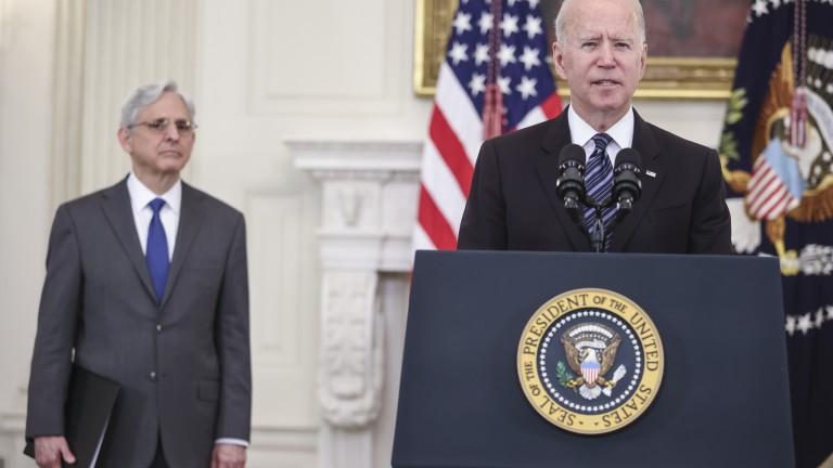 Президентът на САЩ Джо Байдън представи в сряда стратегията си