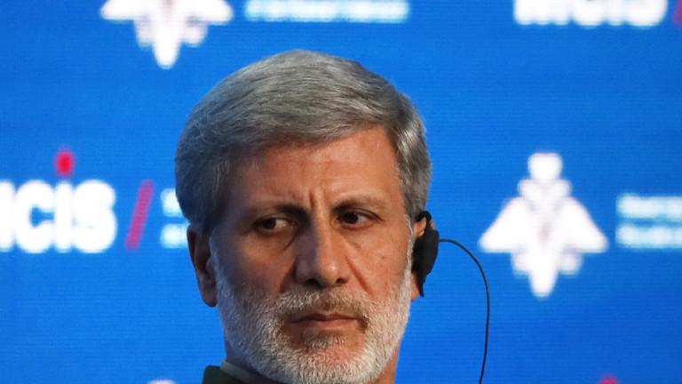 Министърът на отбраната на Иран бригаден генерал Амир Хатами увери,