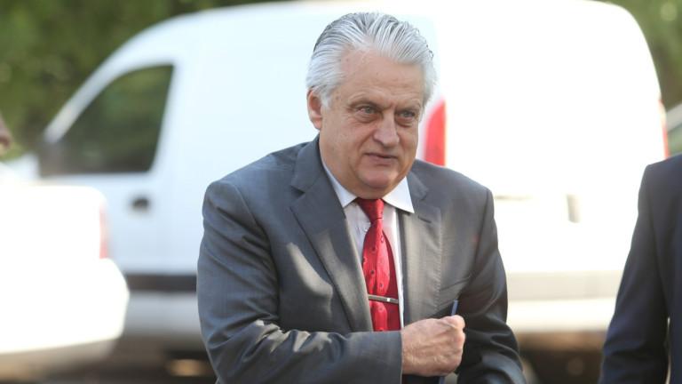 Министърът на МВР Бойко Рашков ще отговаря за изборите на